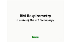 BM Respirometry - A State of the Art Technology – Brochure