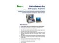 SURCIS - Model BM-Advance Pro - Multi-Purpose Respirometer - Brochure
