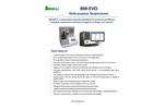 SURCIS - Model BM-EVO - Multi-Purpose Respirometer System - Brochure