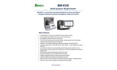 BM--EVO - Multi-Purpose Respirometer - Brochure
