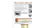 Peristaltic Dispenser Pumps (Variable Flow) Data Sheet (PDF 75 KB)