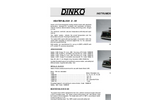Heater Block Data Sheet (PDF 128 KB)