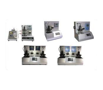 SURCIS - Model BM Series - Advanced Multi-Purpose  Respirometers System
