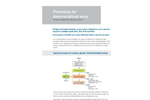 Processes for whey Demineralization  Brochure