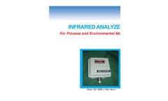 PID Analyzers - Model 202 - Infrared Analyzer - Brochure