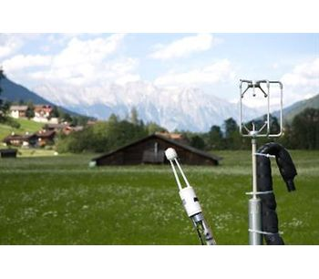 PTR-TOFMS systems for Flux Measurement of BVOCs - Monitoring and Testing - Environmental Monitoring