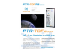IONICON PTR-TOF-MS Ultimate Performance High-Resolution System - Brochure
