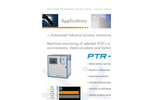 Industrial VOC Monitoring - The Solution for Automated Industrial VOC Monitoring - Brochure