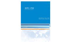 IONICON - Model SRI-MS - Selective Reagent Ionization - Mass Spectrometry - Brochure