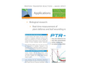 Biological and Environmental Research Application - Brochure