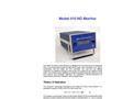 2B-Technologies - Model 405 nm - Ambient NO2/NO/NOx Monitors - Brochure