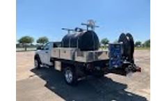 PipeHunter Truck Mounted Jetter - Video