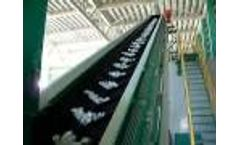 Warren & Baerg RDF Waste System - Video