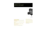 ABB - Model LME620-AI/-AN (Contrac) - Electrical Linear Actuator - Datasheet
