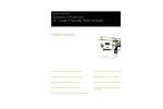 ABB - Model LP - Linear Pneumatic Actuators - Datasheet
