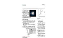 WellTell Wireless - IO - Datasheet