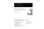 CoriolisMaster FCB130, FCB150, FCH130, FCH150 - Coriolis Mass Flowmeter - Datasheet