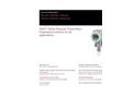Gauge Pressure Transmitters - 266GSH Data Sheet