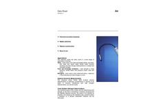 Ammonia Analyzer 8002 Brochure