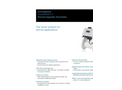 AquaMaster 3 Electromagnetic Flowmeter Data Sheet