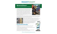 SmartClean - Cleaning Optimization Program App for Sewer Systems - Brochure