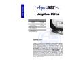 Alpha - Jet Nozzles Kit Brochure
