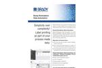 Brady - Workstation Data Automation Applications - Datasheet