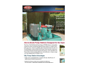 Classic Wet Well Mounted Pump Station – Brochure