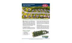TITAN MBR Membrane Bioreactor Treatment System for Private Development - Brochure