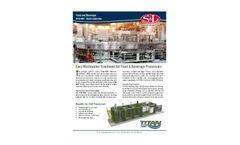 TITAN MBR Membrane Bioreactor Treatment System for Food & Beverage Applications - Brochure