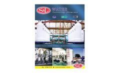 Water Booster Station Project Profiles - Brochure