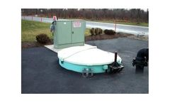 Smith & Loveless - Recessed Wet Well Mounted Pump Station
