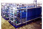 IMF Protector - Municipal Water Ultrafiltration System