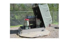 EVERLAST - Model Series 1000 - Relay Logic Controls & Tip-Up Hood Above Ground Pump Stations