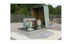 EVERLAST - Model Series 3000 - QUICKSMART Controls & Tip-Up Hood Above Ground Pump Stations