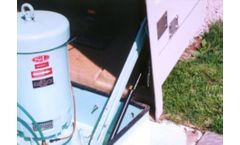 Smith-Loveless - Hood Lift Assist for Pump Station Hoods