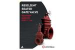 J&S Valve - Model Series 6900 - AWWA C509 - Resilient Seated Gate Valve - Full Brochure