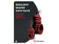 J&S Valve - Model Series 6900 - AWWA C509 - Resilient Seated Gate Valve - Full Brochure