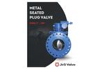 J&S Valve - Model Series 4800 - Metal Seated Plug Valve - Brochure