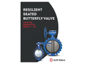 J&S Valve - Model Series 2300 - Wafer Butterfly Valve - Brochure