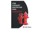 J&S Valve - Model Series DBH-5000 - Dry Barrel Fire Hydrant Protector - Brochure