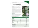 Model Bio 15 - Biostimulant Combining Mineral Nutrition