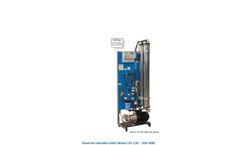 Series UO 120 - 500 WSE - Reverse Osmosis Units - Datasheet