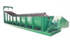 Hunan - Model LFG Series - Spiral De-Sand Machine