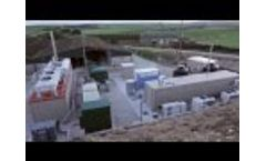 Rainbarrow Farm. Home of the UK`s First Commerical Biomethane to Grid Plant Video