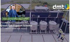 The Green Gas Support Scheme