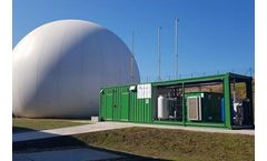 Galicia's first biomethane upgrading facility