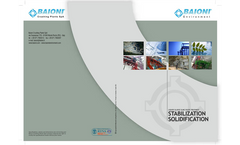 Baioni - Solid Waste Treatment Brochure