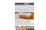 Model ACP - Push-Pull Feeder Technical Datasheet