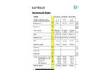 BAITRACK - Mobile Recycling Unit Technical Datasheet